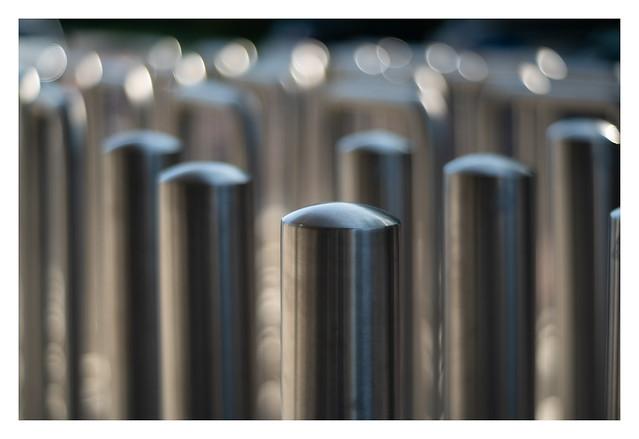 Stainless Pillars