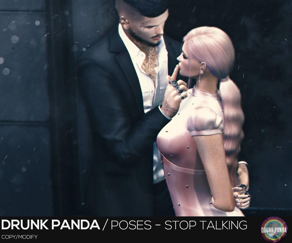 Drunk Panda – StopTalking