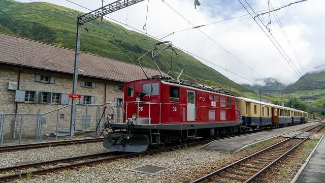 FO Electrics: Historic four axle (1/2)
