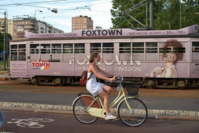 Milano Street Walking - Foxtown