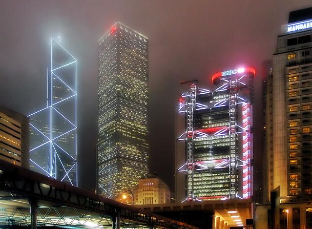 Hongkong - Skyline - 248g