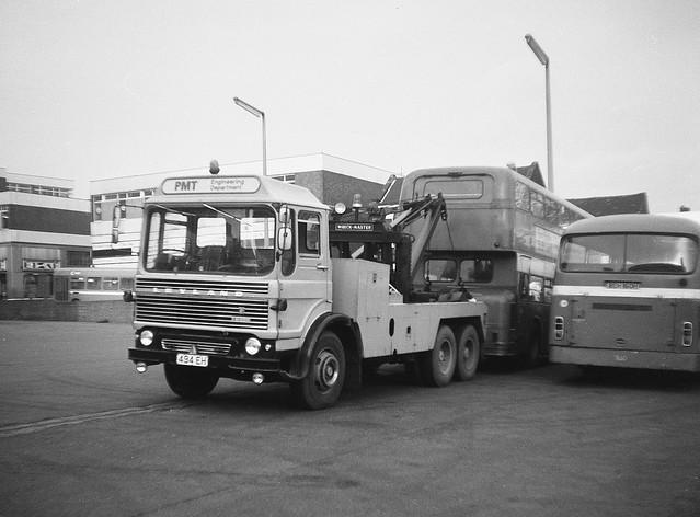 PMT's Leyland Bison.