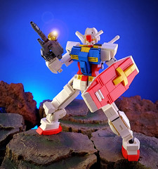 Gundam on Lego Ideas