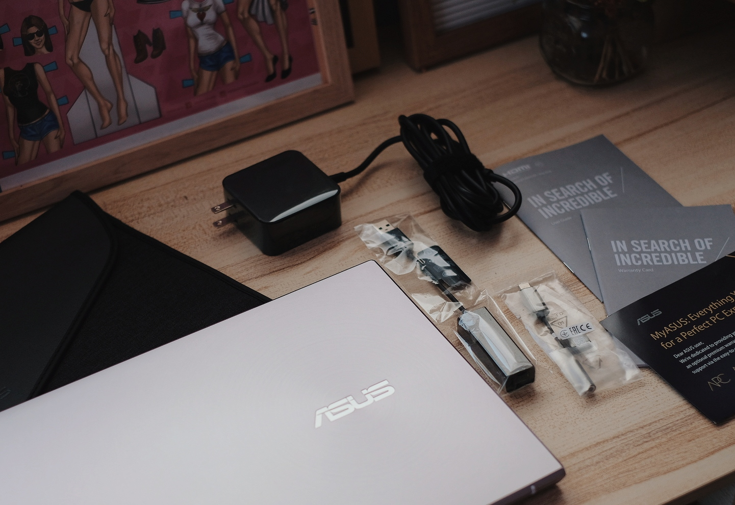 ASUS Zenbook UX425 Unboxing Philippine Price