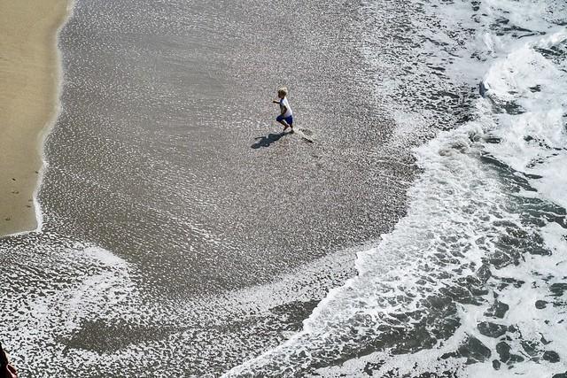 Wave Runner (Pacific Ocean, San Francisco)