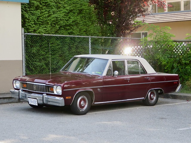 1975 Plymouth Valiant Custom