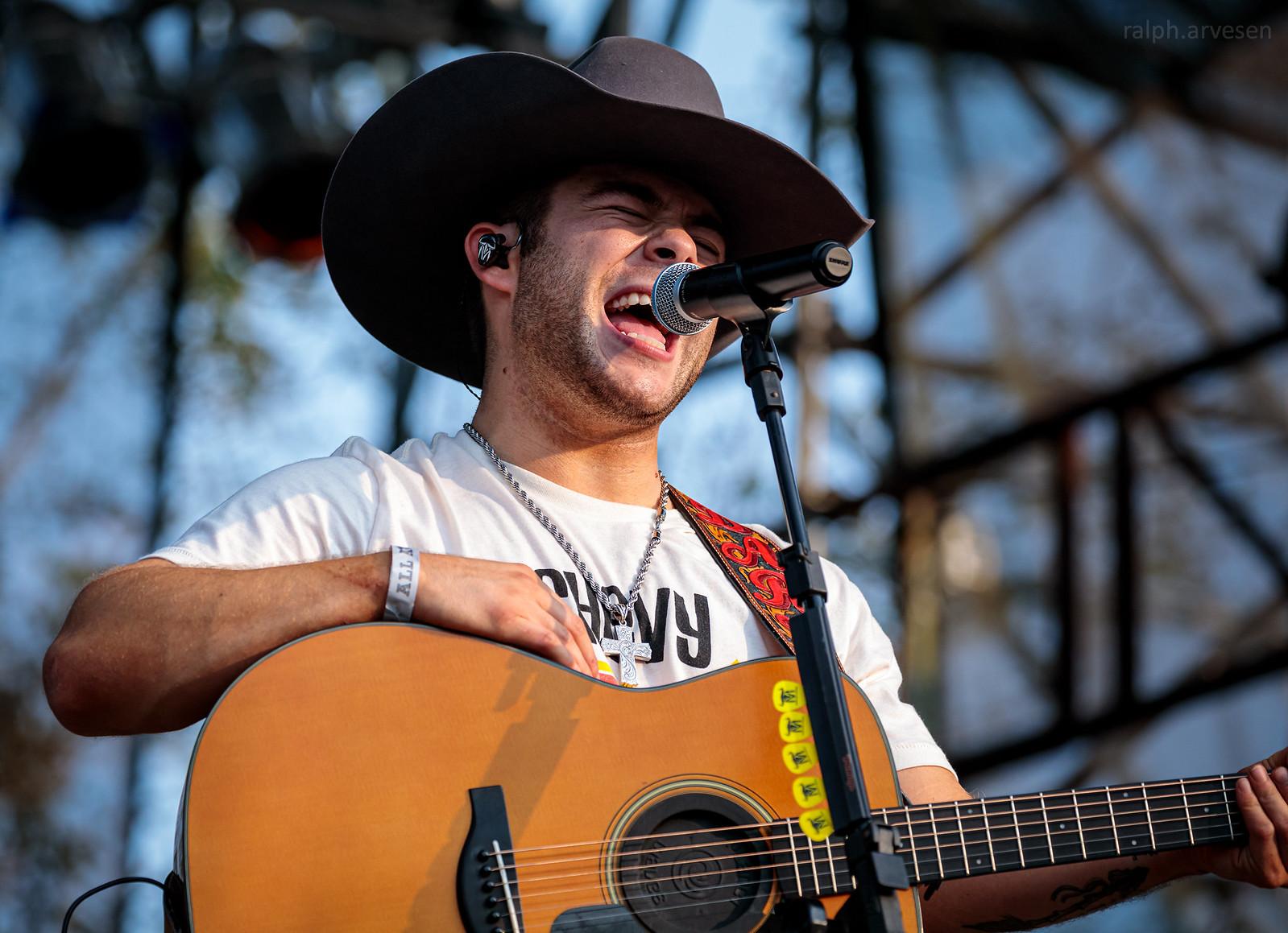 Triston Marez | Texas Review | Ralph Arvesen