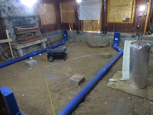 Mondeaux Dam Lodge Restoration Project