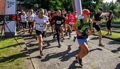 Trailový a silniční běh v Ostravě-Michálkovicích vyhrál Filip