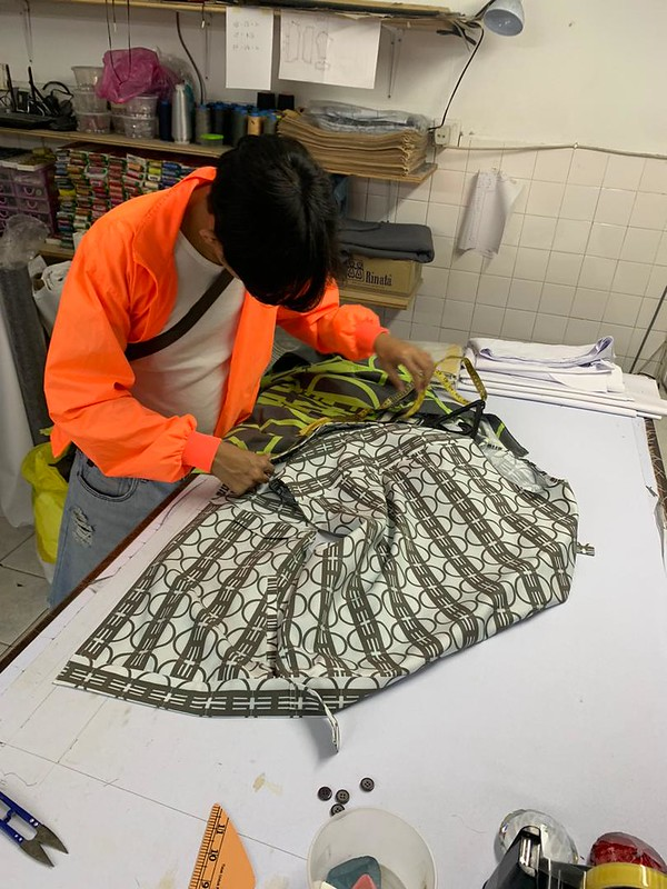 HATTA DOLMAT WITH HIS RECYCLED FABRIC MATERIAL(3)