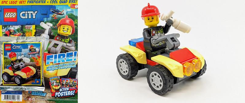 LEGO City September 2020