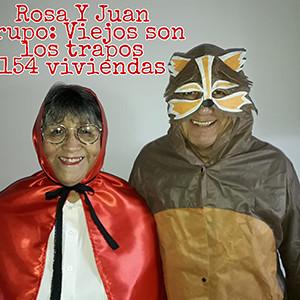 ROSA CID Y JUAN BOBBERA
