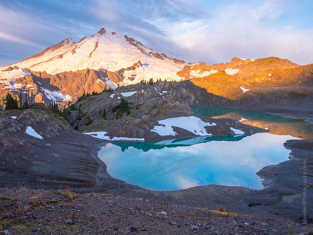 Mount Baker Dawn