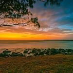 22. September 2020 - 6:18 - duranbah beach sunrise