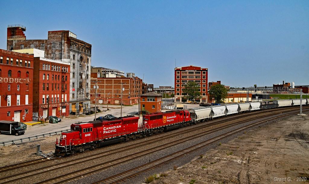 Southbound Transfer in Kansas City, MO