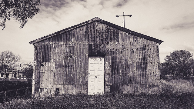 Shed...
