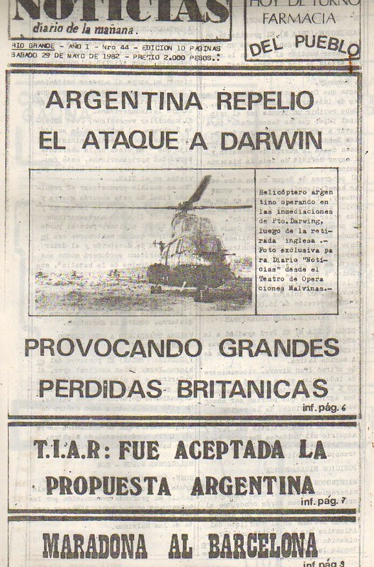 repel attack at Darwin
