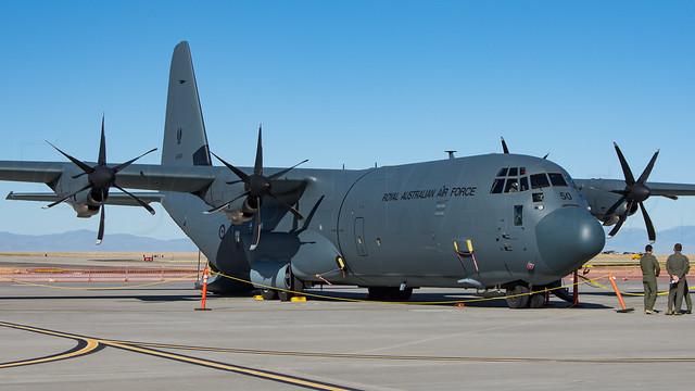 RAAF C-130J-30 A97-450
