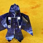 Origami Karasu-Tengu (Sataoshi Kamiya)