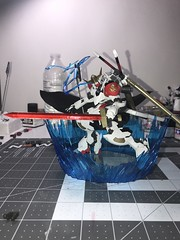 Barbatos lupus day 6