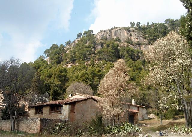 El Bruc - Masia Can Jorba - Montserrat
