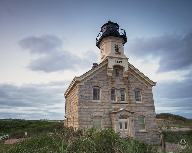 Early morning at the North Light
