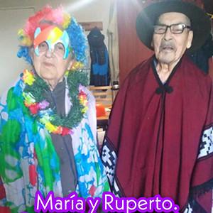 MARIA LUSIA FLORES Y RUPERTO MIRANDA