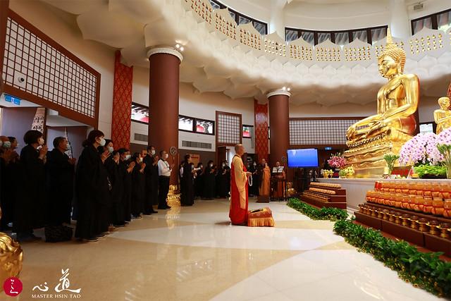 20200922進入華嚴法會 同入華藏世界海