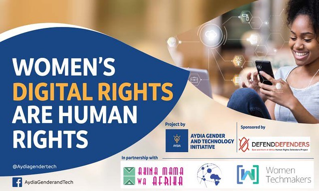Women's Digital Rights are Human Rights