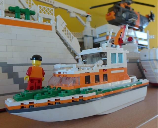 DGzRS Freiwilligenboot SAR