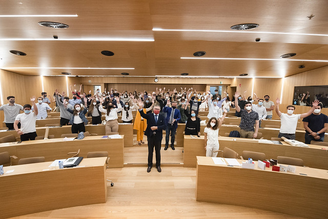 Apertura de los programas Máster de la Escuela en Madrid: curso 2020-21