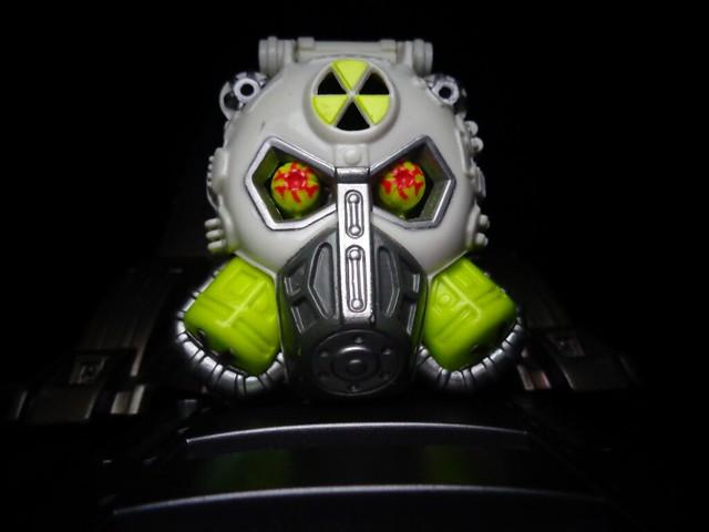 Mighty Max Vs. Nuke Ranger