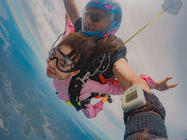 sky diving , Mie prefecture
