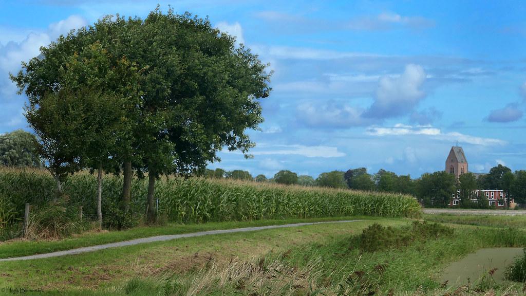 Groningen: Loppersum in sight