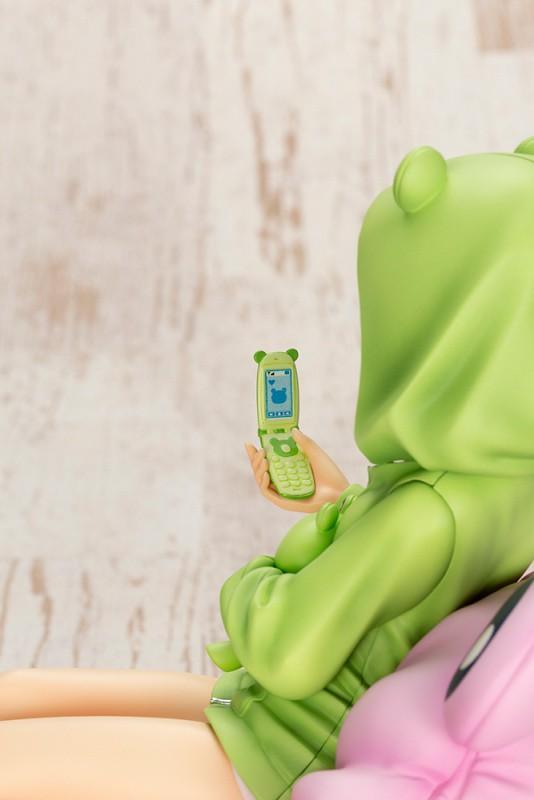 壽屋《科學超電磁砲T》御坂美琴 滿是呱太ver. 1/7比例PVC塗裝完成品 青蛙裝砲姊超可愛~