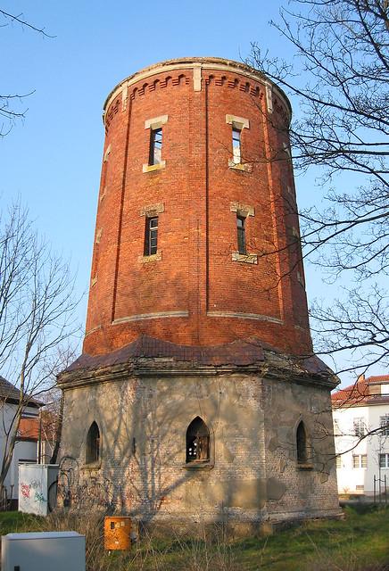Prenzlau - Ehemaliger Wasserturm