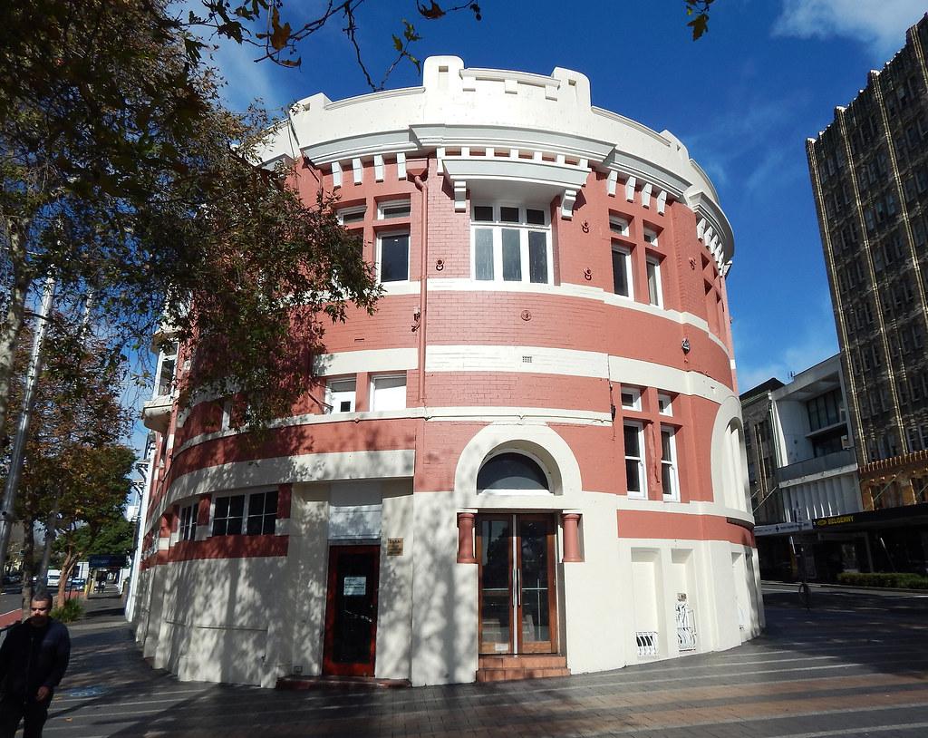 Building, Darlinghurst, Sydney, NSW.