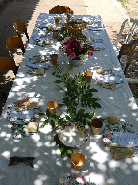 table anniv carole