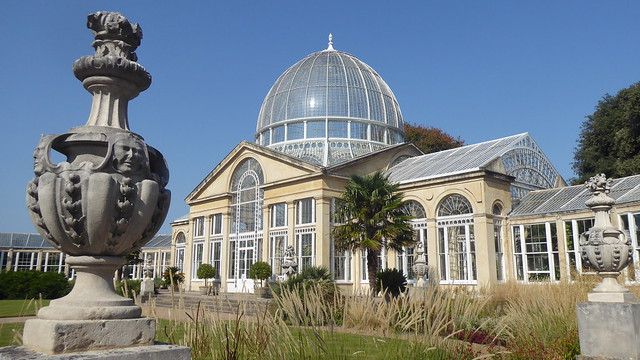 Great Conservatory, Syon Park, London