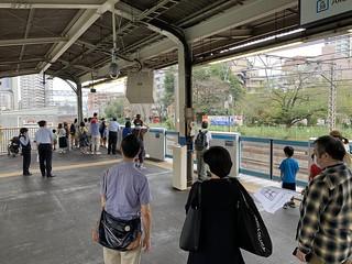 TRAIN SUITE HIKI-SHIMA, トランスイート四季島 待ち