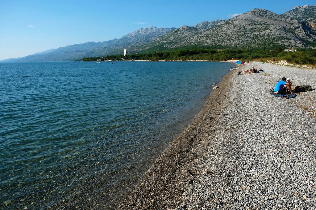 Croatian Beaches You've Never Heard Of: Pisak-Kulina Beaches, Starigrad-Paklenica
