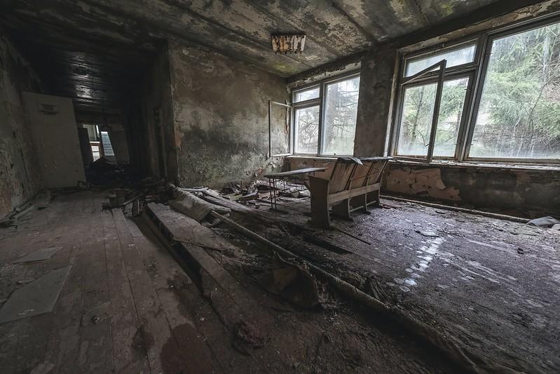 Tsernobyl Pripyat