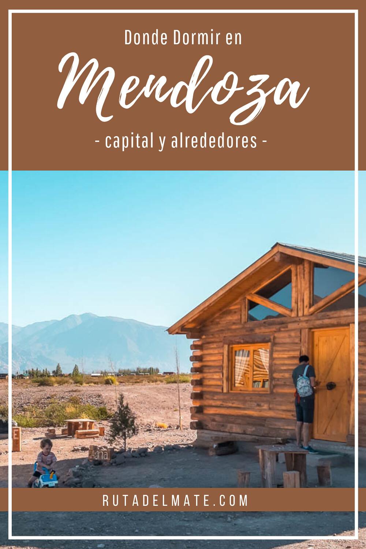 Alojamiento en Mendoza y alrededores
