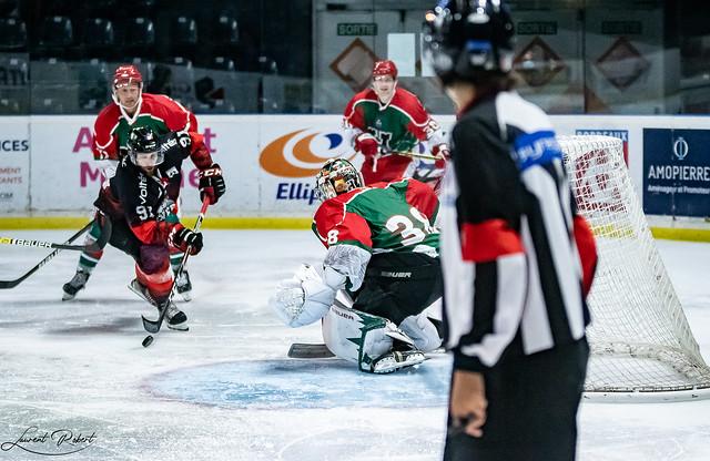 Hockey sur Glace - Boxers de Bordeaux & Hormadi d'Anglet - Bordeaux (France) - Patinoire de Meriadeck - 2020.09.19