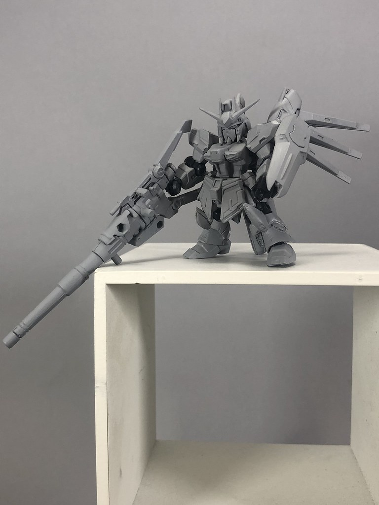 MOBILE SUIT ENSEMBLE「Hi-ν鋼彈用超絕 MEGA 火箭巨砲」原型公開!