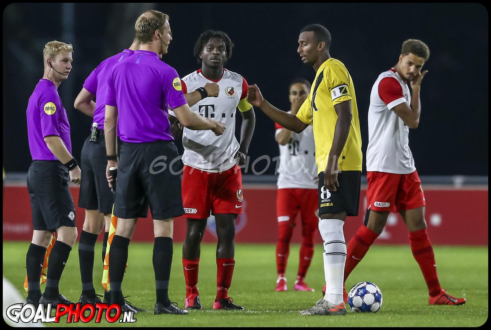 Jong FC Utrecht - NAC 21-09-2020