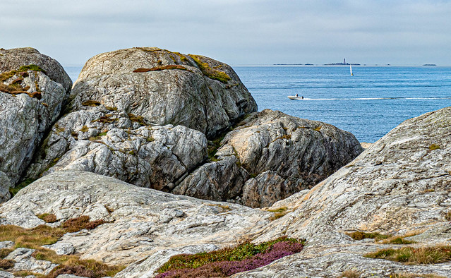 Cliff on Koön Island, Marstrand, Sweden