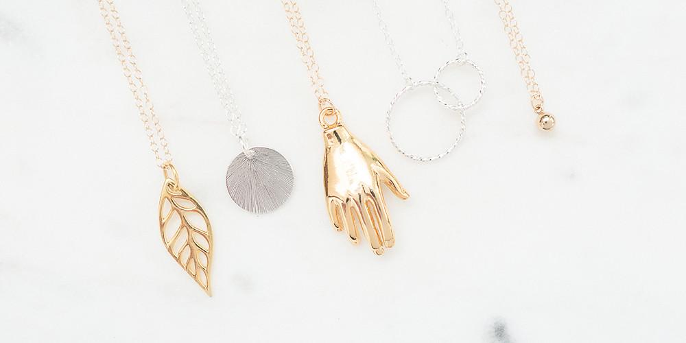 Sustainable Fine Minimal Jewellery