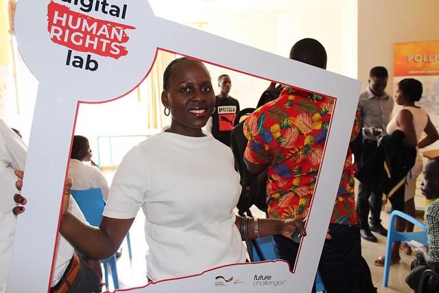 Digital Human Rights