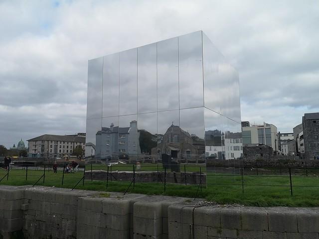 Mirror Pavilion.